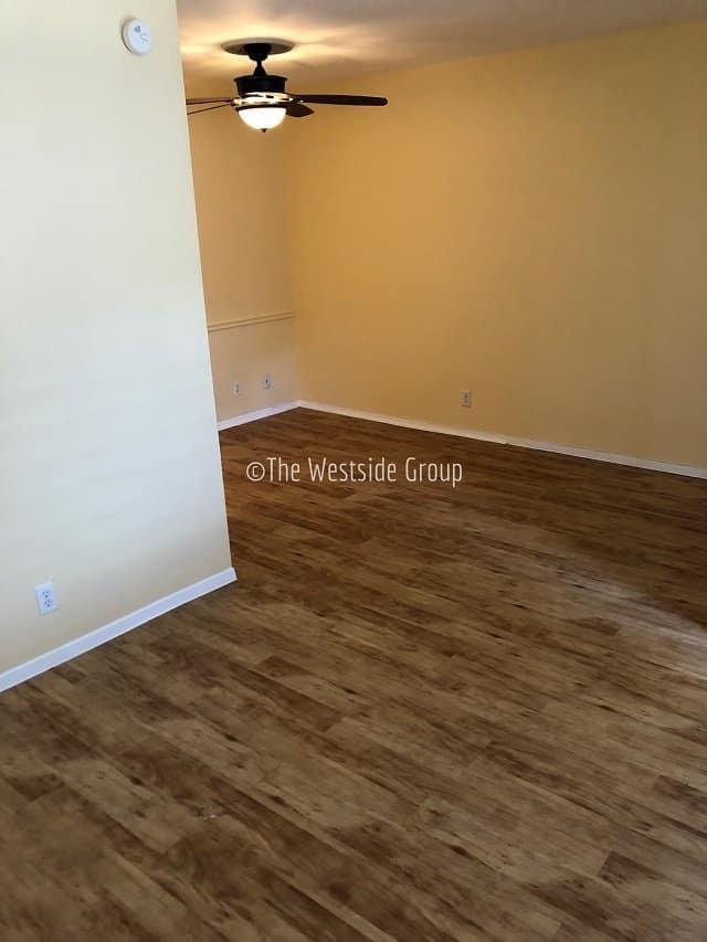 spacious living room units