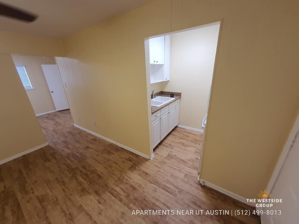 kitchen entrance apartment