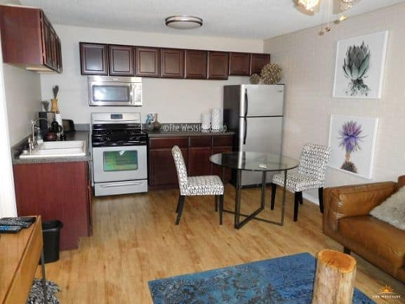Fully-furnished apartment in Clarksville, west austin
