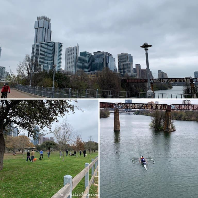 Austin Residents Acces to Parks