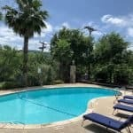 swimming pool amenities for residents and guests