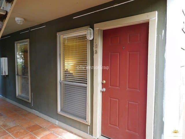 Door of every apartment unit