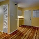 hardwood floors on every unit at Monticello
