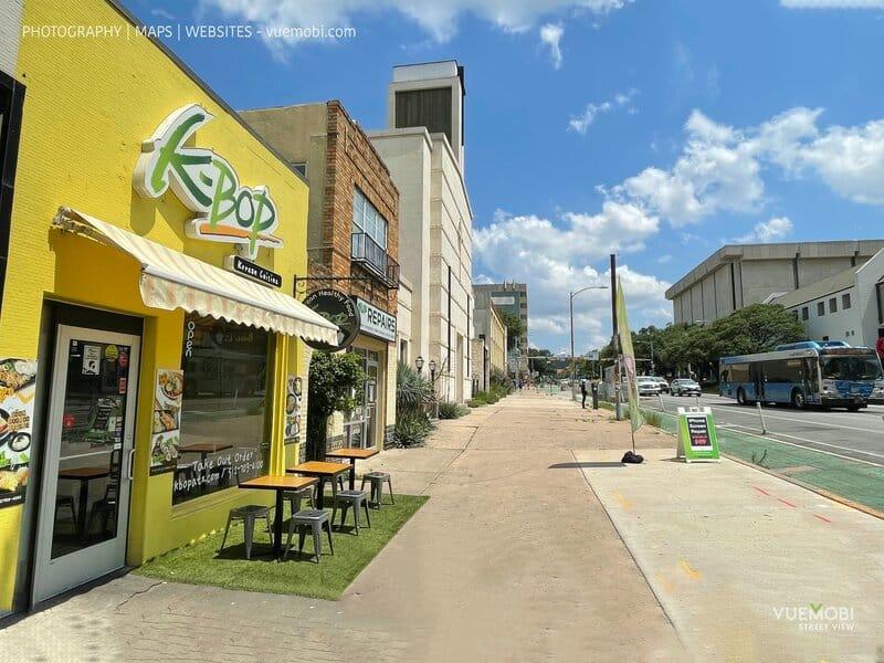 restaurants on guadalupe near ut austin