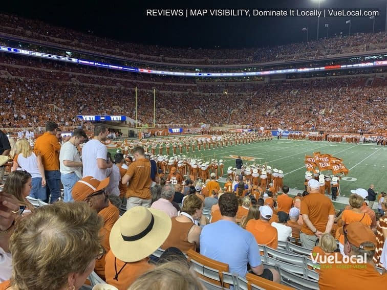 UT Austin Longhorns Game at DKR Stadium